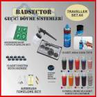AIRBRUSH GE��C� D�VME TRAVELLER SET A6 - RES�F