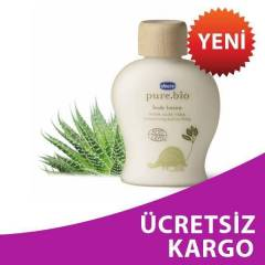 Chicco Pure Bio V�cut Losyonu 100 ml