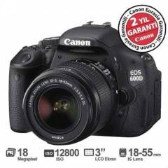 Canon 600D 18-55mm IS II Lens Canon Eurasia