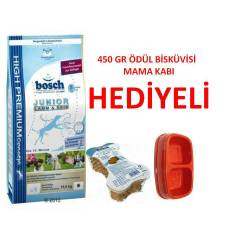 BOSCH JUNIOR LAMB & RICE K�PEK MAMASI 15 KG.