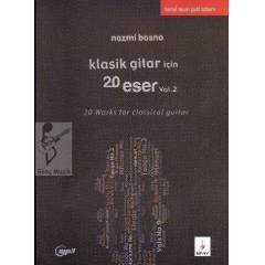 Klasik Gitar ��in 20 Eser Vol-2 + CD Hediyeli