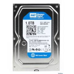 WESTERN DIGITAL 1TB 7200RPM 64MB SATA3 HDD