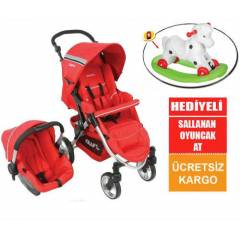Kraft Nova Travel Bebek Arabas�(S�n�rl� Stok)