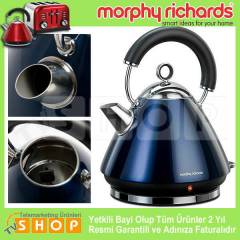 Morphy Richards 43855 Mavi Piramit Su Is�t�c�