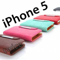iPhone 5 K�l�f C�zdan Ta��ma ip'li Full Kalite