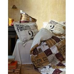 Karaca Home Red Cool  Percale �ift Ki�.Nevr.