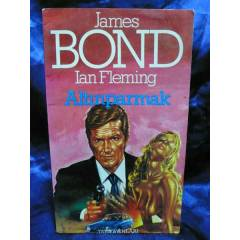 JAMES BOND Alt�nparmak Ian Fleming msc