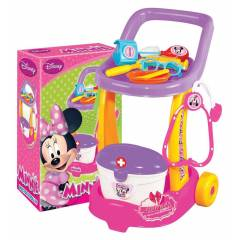 Disney Minnie Mouse Arabal� Doktor Seti e�itici