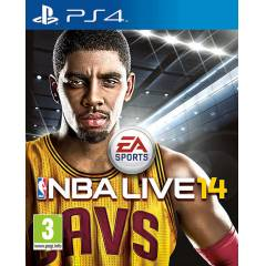 NBA L�VE 14 NBA L�VE 2014  PS4 OYUN ((GAMECLUB))