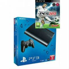 PLAYSTAT�ON3 - PS3 12 GB + PES 2013 + HDMI