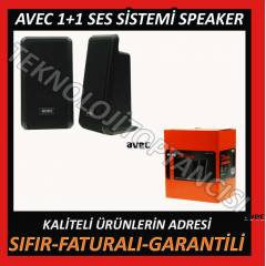 AVEC LAPTOP NOTEBOOK 1+1 SES S�STEM� SPEAKER