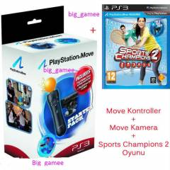 Playstation 3 Move Pack+Sports Champions 2