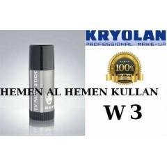 KRYOLAN TV PANSTICK  W 3  G�N�N FIRSATI
