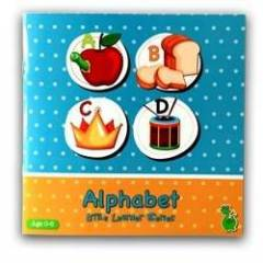 Ye�il Dinozor Little Learner Series - Alphabet