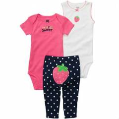 CARTERS 3'L� SET, YDo�an, 3A, 6A, 9A, 12A, 18AY
