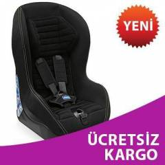 Chicco Xpace Araba Oto Koltu�u Total Black 9-18