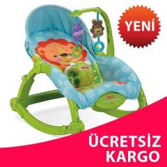 Fisher Price Anakuca�� ve Sallanan Sandalye