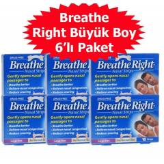 Breathe Right Klasik Burun Band� B�y�k Boy 6\\