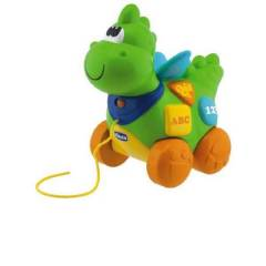 Chicco Toy Talking Dragon Tr Eng