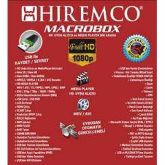 SEOUL HIREMCO MACROBOX MEDIA FULLHD UYDU ALICISI
