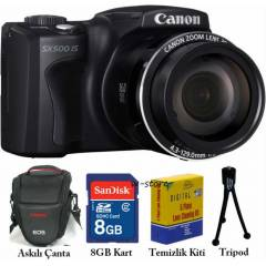 CANON SX500IS 16MP HD 30X ZOOM Foto�raf Makinesi