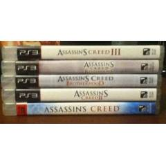 Assassins Creed Serisi  PS3