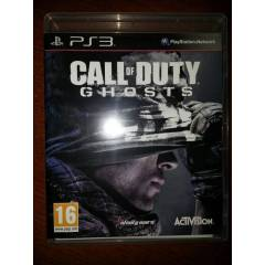 CALL OF DUTY GHOSTS PS3 SUPER FIYAT