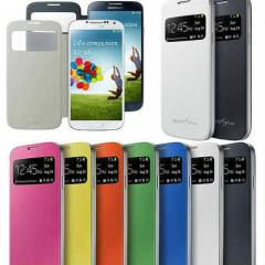 SAMSUNG GALAXY S4 MiNi KILIF FLiP COVER S-ViEW +