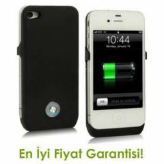 iPHONE 4 / 4S �ARJLI KILIF 2300 MAH