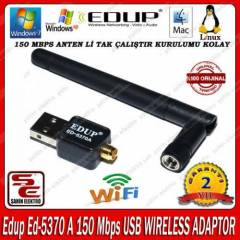 Edup Ed-5370 A 150 mbps USB WIRELESS ADAPTOR