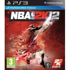 NBA 2K12 3D PS3 OYUNU+MOVE DESTEKL� S�PER OYUN
