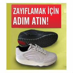 GoldSlim Step Shoes Zay�flama Ayakkab�s� Unisex