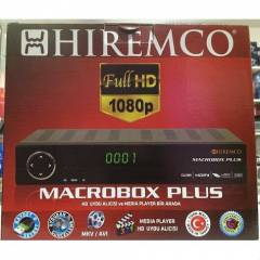 Hiremco Macrobox PLUS Full HD 1080P �PTV �ZELL�K