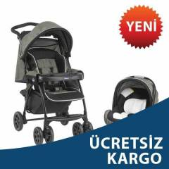 Chicco Duo Today Travel  Bebek Arabas� Black
