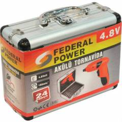 Federal Power Vpcd1003  Vidalama Matkap Seti
