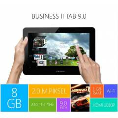 "Piranha Business II Tab 9"" Tablet Pc 8GB Haf�za"