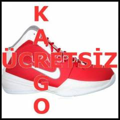 Nike 472 Air Quick Basketbol Ayakkab�s� Spor OJ9