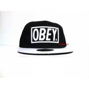 OBEY FULL CAP SNAPBACK P� - ORJ�NAL MODEL