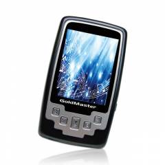 GOLDMASTER 633 MP4 PLAYER M�Z�K �ALAR FM RADYO