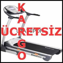 Dynamic Galaxy 2,5 HP Motorlu Ko�u Band� GYM 4RO