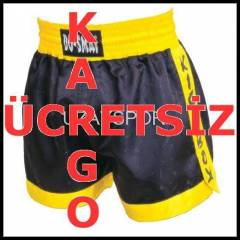 Kick Box �ortu Siyah Thai Boks KickBox Boks 8NC