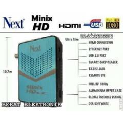 Next Full HD Minix Uydu Al�c�s� Blue �P TV