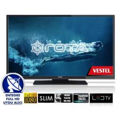 "Vestel Techwood 47""(120cm) FHD 3D SMART LED TV"