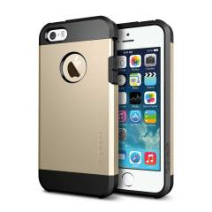 Spigen SGP iPhone 5 5s  K�l�f Tough Armor Case