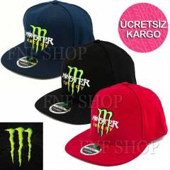 Hip Hop �apka  Monster Full Cap Snapback M319