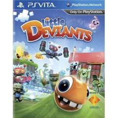 Ps Vita Little Deviants ANINDA KARGO