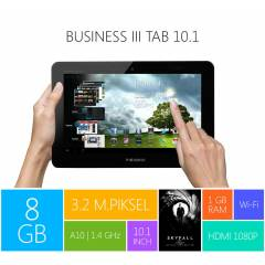 Piranha Business III Tab 10.1 3G WIFI Tablet PC