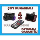 Ara� ��in 4GB Fm Transmitter MP3 Player �akmakl�