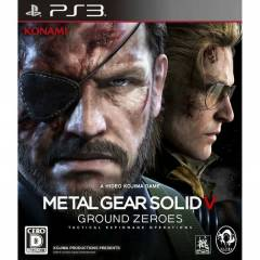 PS3 METAL GEAR SOLID V 5 GROUND ZEROES PS3 OYUN