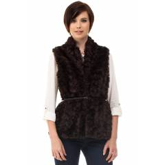 Defacto VEST C7701AZ DB1 D.BROWN L